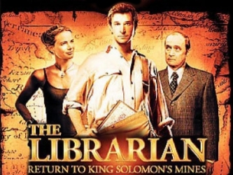 The Librarian - Return to King Solomon's Mines
