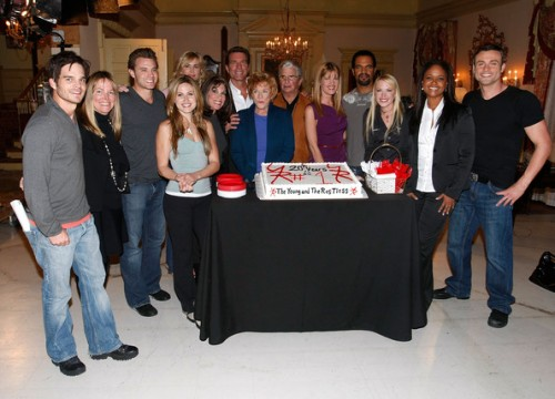 Young and the Restless 20th Anniversary