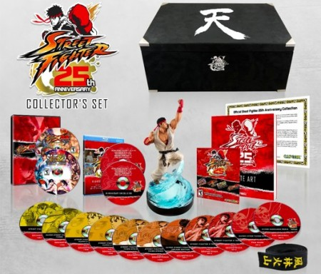 Street Fighter Box Set