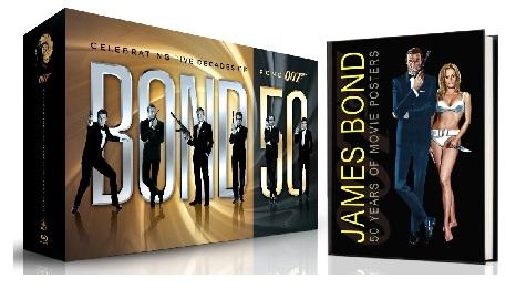 Bond 50 Box Set