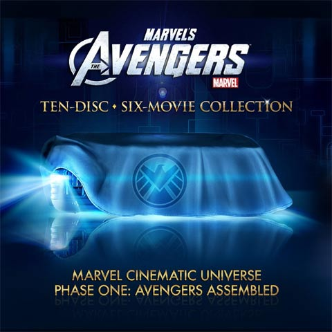 Marvel Box Set