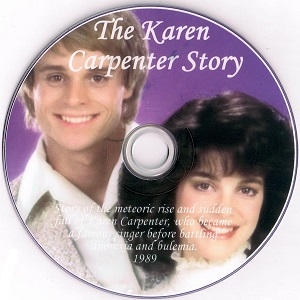 The Karen Carpenter Story on DVD